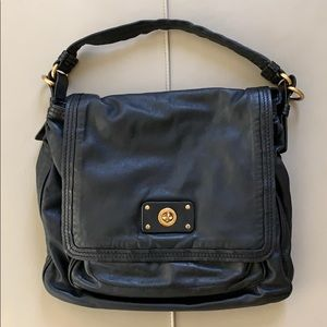 Marc by Marc Jacobs Lydia Black Shoulder Bag